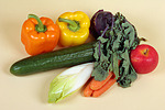 Gem�se und Obst / vegetables and fruits